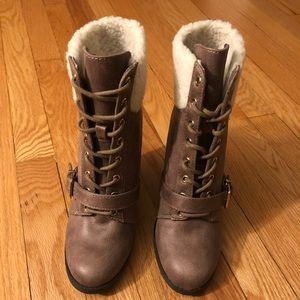 Express Boots new condition